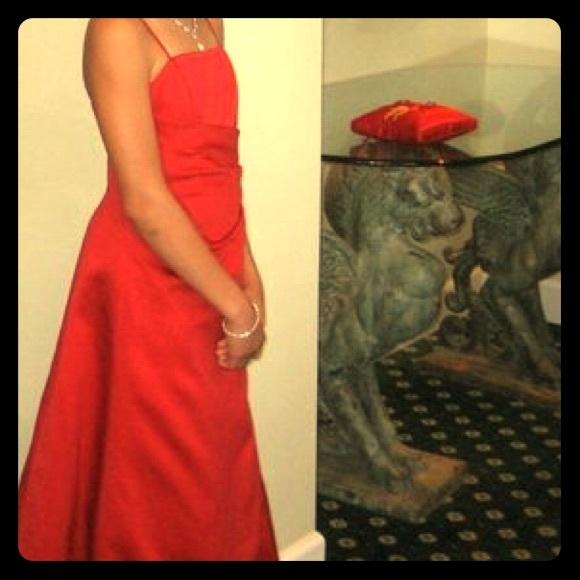 David's Bridal Other - Flower Girl/Bridesmaid Dress